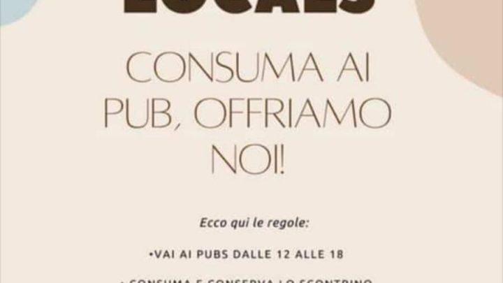 Sos bar Latina: tu consumi al pub di giorno la sera i negozi ti fanno lo sconto