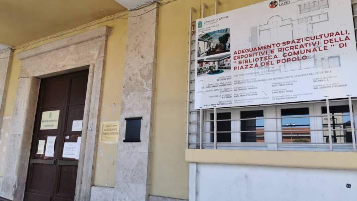 """Biblioteca Comunale/ Assessore Ranieri: """"Il nostro è un impegno concreto per la sicurezza"""""""