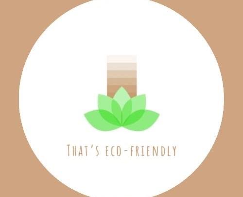 That's Eco-Friendly: salviamo il Mondo