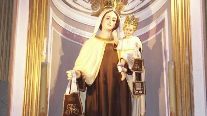 Sezze a San Lorenzo le celebrazioni della Madonna del Carmine e l'identità