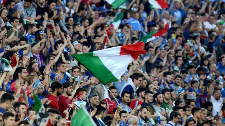 """Cronaca di una notte magica a Latina, per l'Italia che """"gela"""" il Belgio (Davide Facilepenna)"""