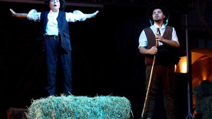 Cisterna, il mio ricordo teatrale della città dei butteri e grazie a Emiliano Russo