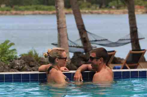 Fatumaru activities - pool romantic time