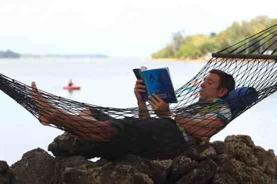 Fatumaru activities- relaxing