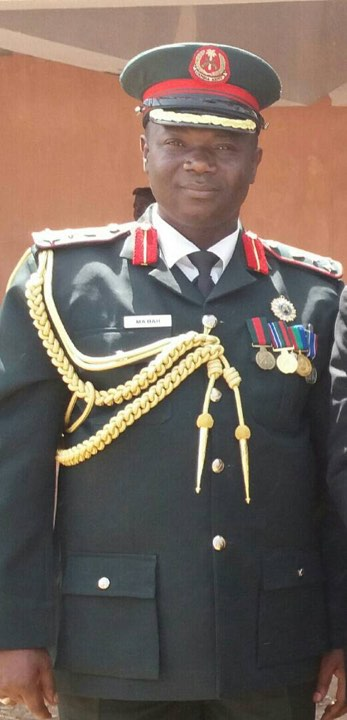 Former General M.A Bah Is APRC's New Deputy Party Leader