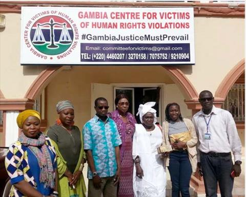 'JAMMEH'S VICTIMS FEEL BETRAYED BY NEW GOV'T'
