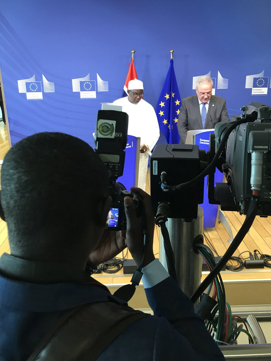 Donors Pledge EUR 1.45 Billion For Gambia For The Next 3 Years