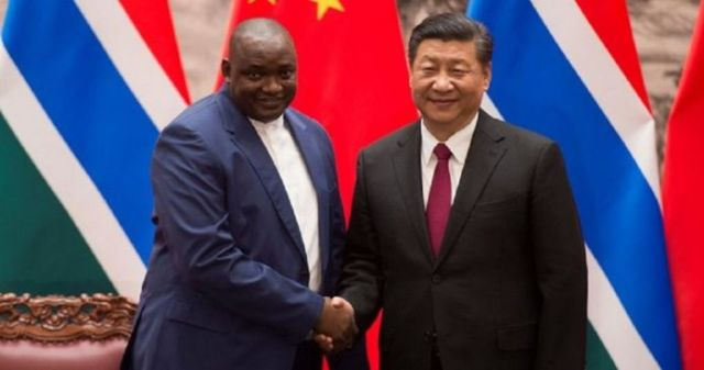 Gov't offers apology to China after Barrow's State of the Nation gaffe