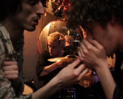 Dan, drummer man