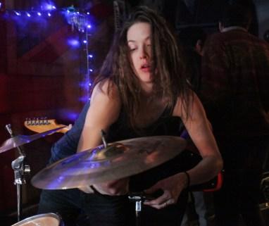 Zoe, cymbal