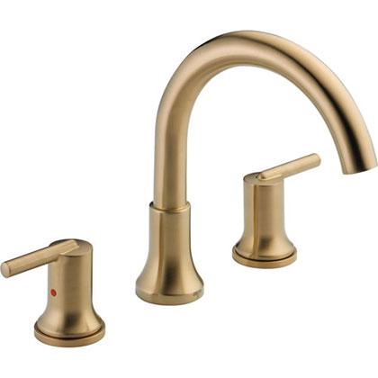 delta tub filler faucets