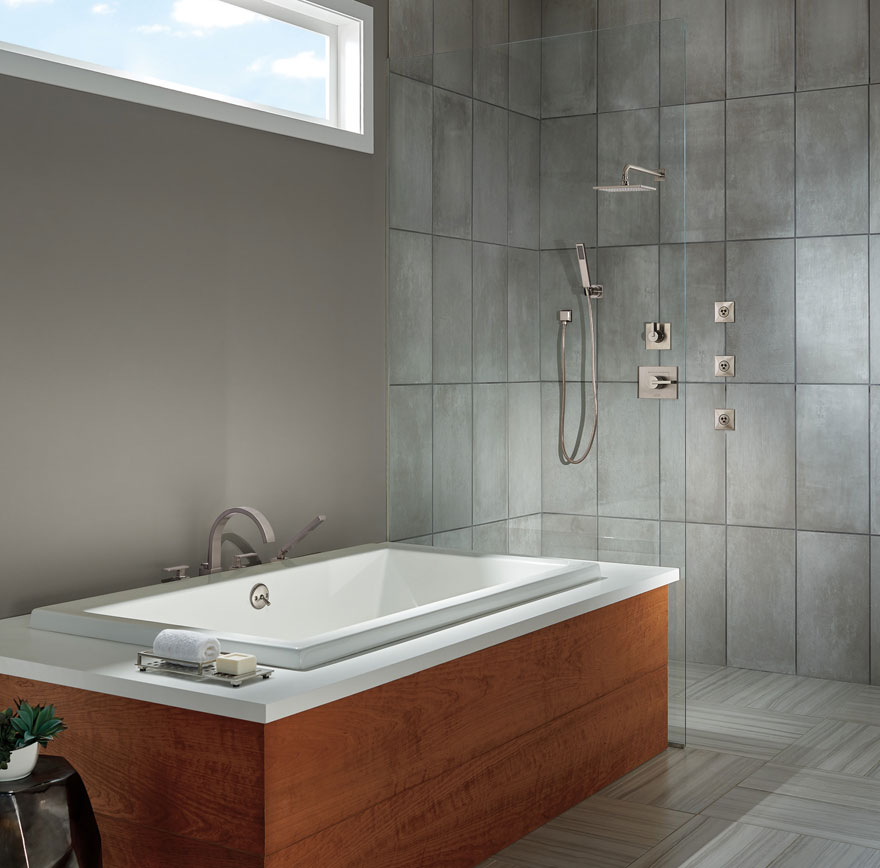 delta vero collection faucets and