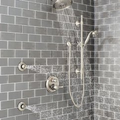 Single Handle Pullout Kitchen Faucet Kitchens On A Budget Delta Shower System Hydrachoice Body Sprays With Video ...