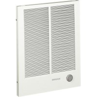 Broan 198 White Wall Mounted Electric Radiant Heater with ...