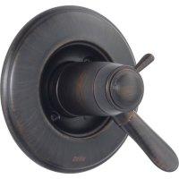 Delta Lahara Venetian Bronze Thermostatic Shower Valve ...