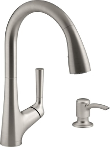 can a touchless faucet work manually