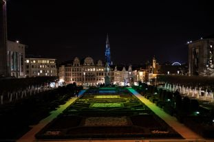 Anoki + Bruxelles by night 045