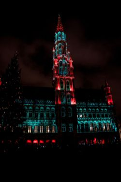 Anoki + Bruxelles by night 056