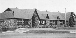 Mt. Vernon School, Mt. Vernon, Arkansas