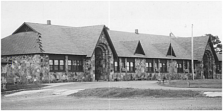 Mt. Vernon School (Courtesy of the FCHS and UCA Archives)
