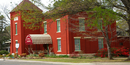 Faulkner County Museum-Jail, Conway, Arkansas
