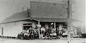 L. T. Lasley Store, Enola, Arkansas