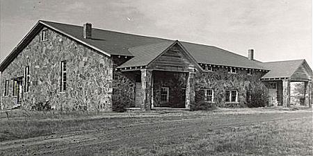 Holland School, Holland, Arkansas