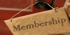 Membership, Faulkner County Historical Society