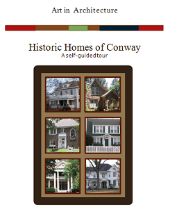 Historic Homes of Conway, Faulkner County Historical Society
