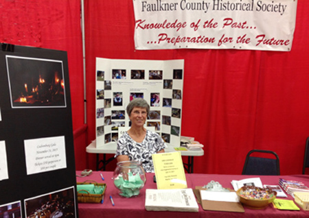 About the Society | Faulkner County Historical Society