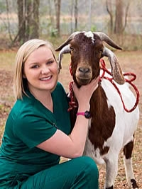 Bethany Long - Faulkville Animal Hospital - Bloomingdale, GA