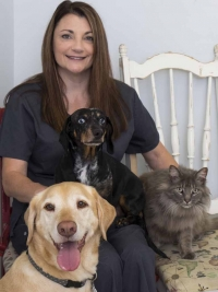 Erica Hixon - Faulkville Animal Hospital - Bloomingdale, GA