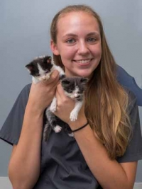 Hannah Law - Faulkville Animal Hospital - Bloomingdale, GA