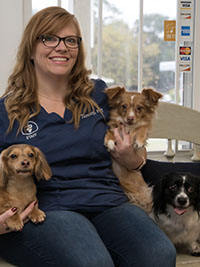 Tammy Seigler - Faulkville Animal Hospital