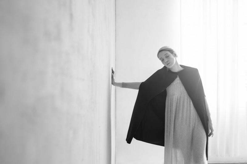 Coat: InVitro  Dress: Lemuria
