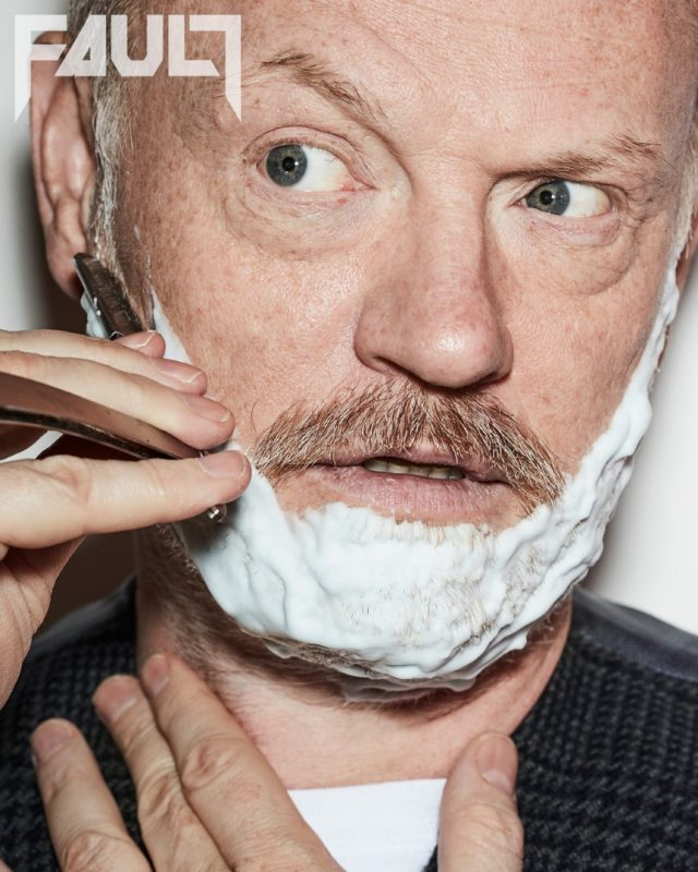 Jared Harris for FAULT Magazine Issue 27