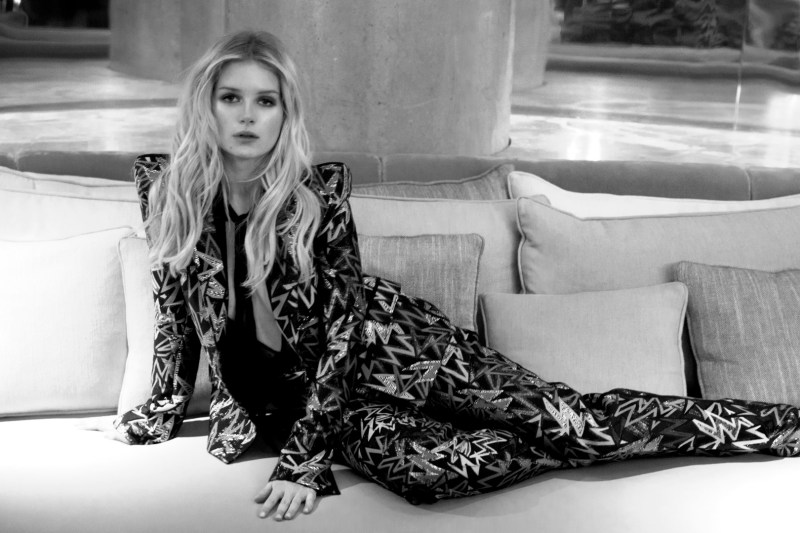 Lottie Moss FAULT Magazine Issue 28 Style cover feature