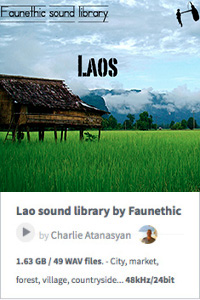 Lao_SoundLibrary