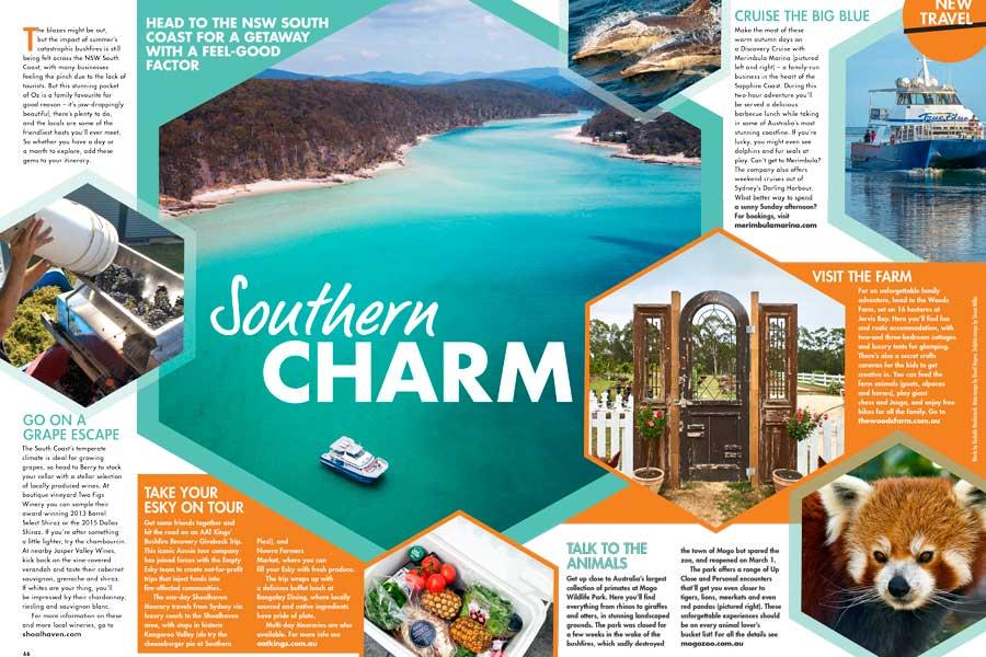 Travel South Coast