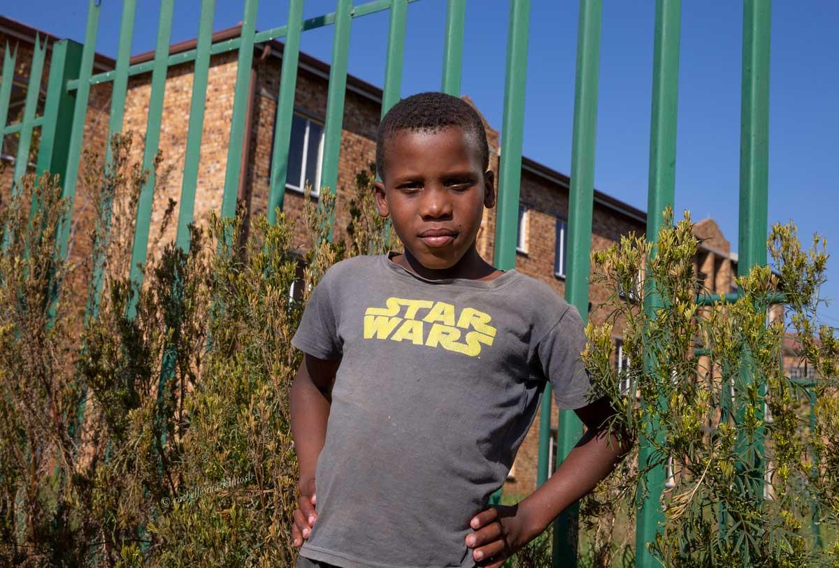 boy soweto johannesburg south africa