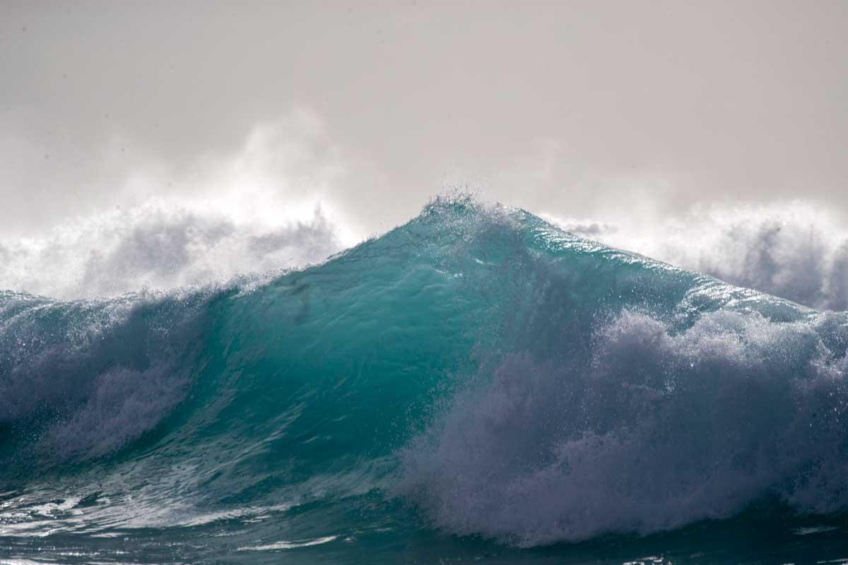 bronte beach sydney sunrise waves copy