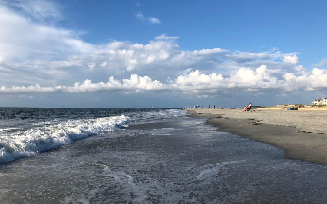 My Walk at the Beach