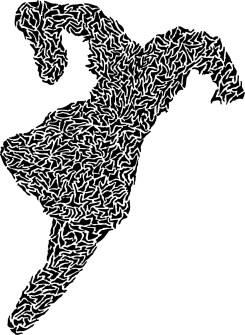 Dance! | Original Digital Artwork