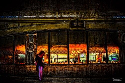 Pershing Square | Original Digital Artwork