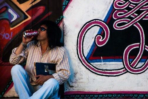 Cerveza y Graffiti