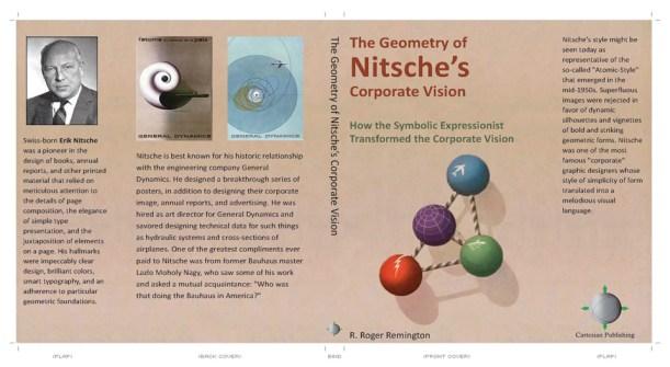 Erik Nitche Book Jacket | graphic design westchester ny