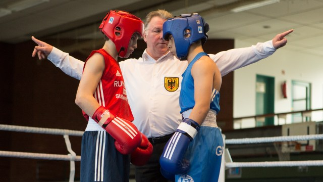 NRW Meisterschaft – Halbfinale in Gütersloh