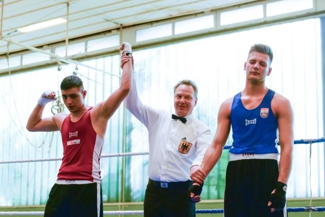 Halbfinalsieg für Hasan Özen