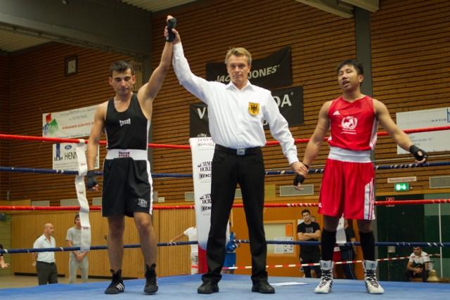 Evim Eroglu - Duisburger Stadtmeisterschaft
