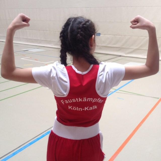 Sahika Bostan - Black Forest Cup Siegerin 2016